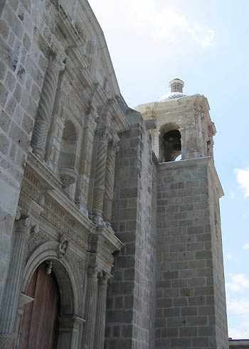 Renovation of Church San Juan de Dios