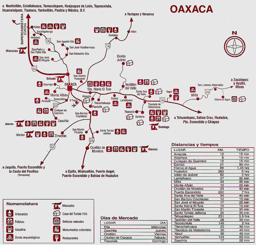 oaxaca map plan of oaxaca colonial town of oaxaca mexico map of the silver city in mexico map of oaxaca